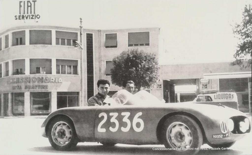 Concessionaria Fiat Boattini 1952 – Pesaro
