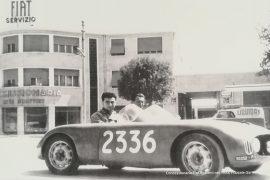 Concessionaria Fiat Boattini 1952 – Pesaro Piazzale Garibaldi