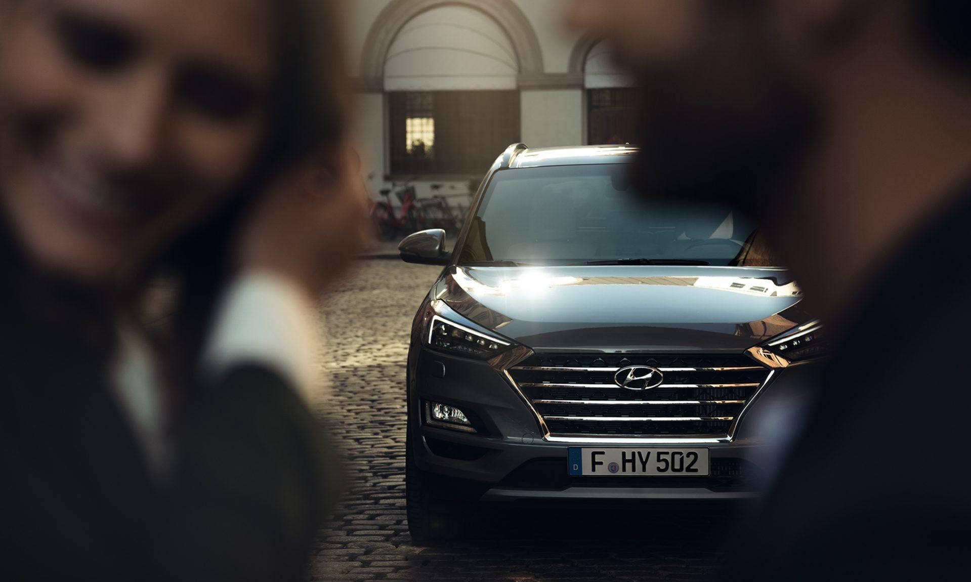 Hyundai Tucson offerta del mese