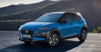 Nuova Hyundai Kona Hybrid offerta del mese