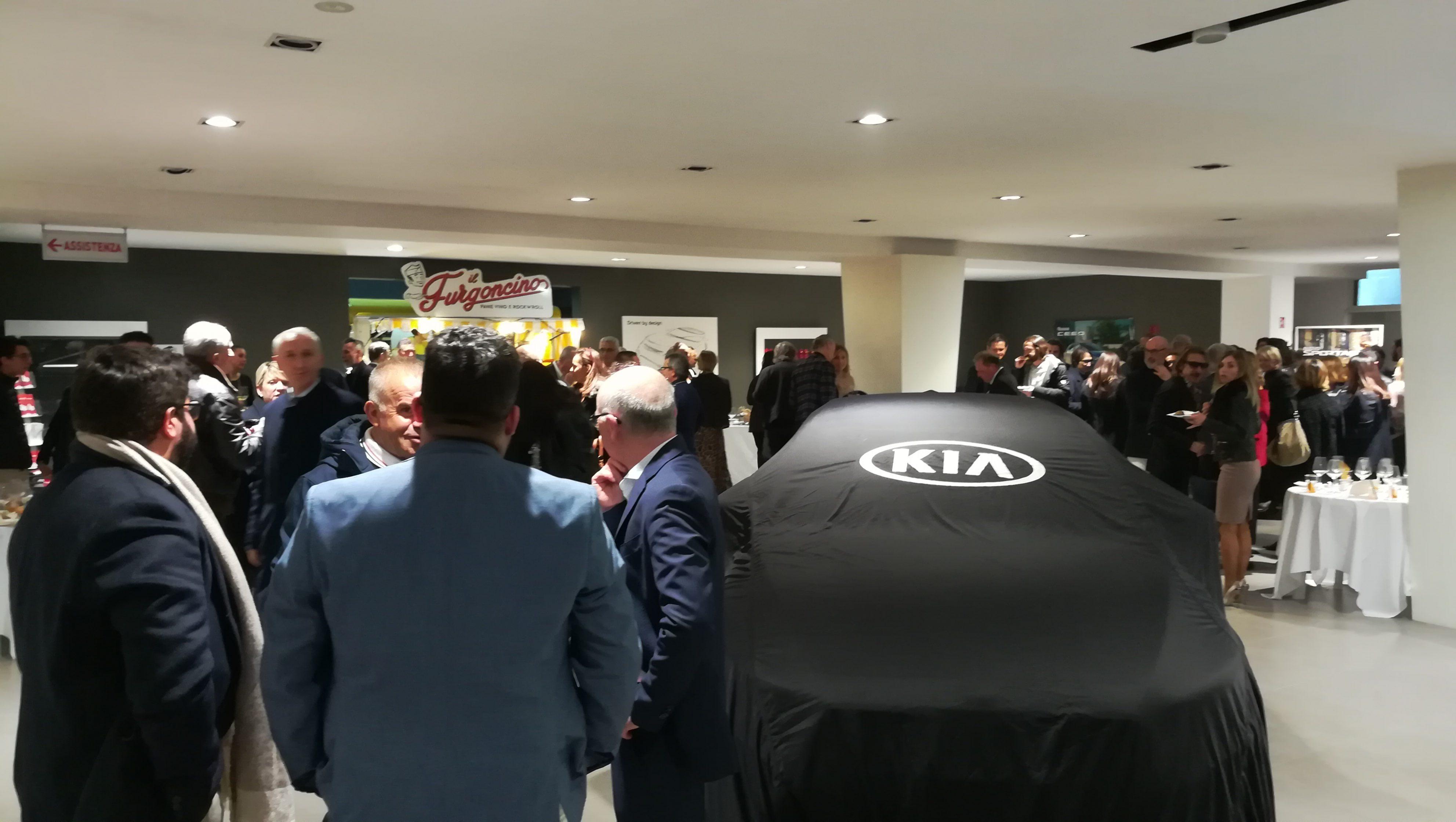 Presentazione nuova Kia Proceed