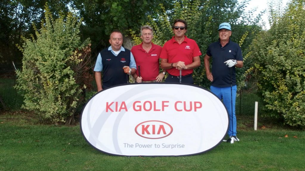 Boattini per Kia Golf Cup 2017