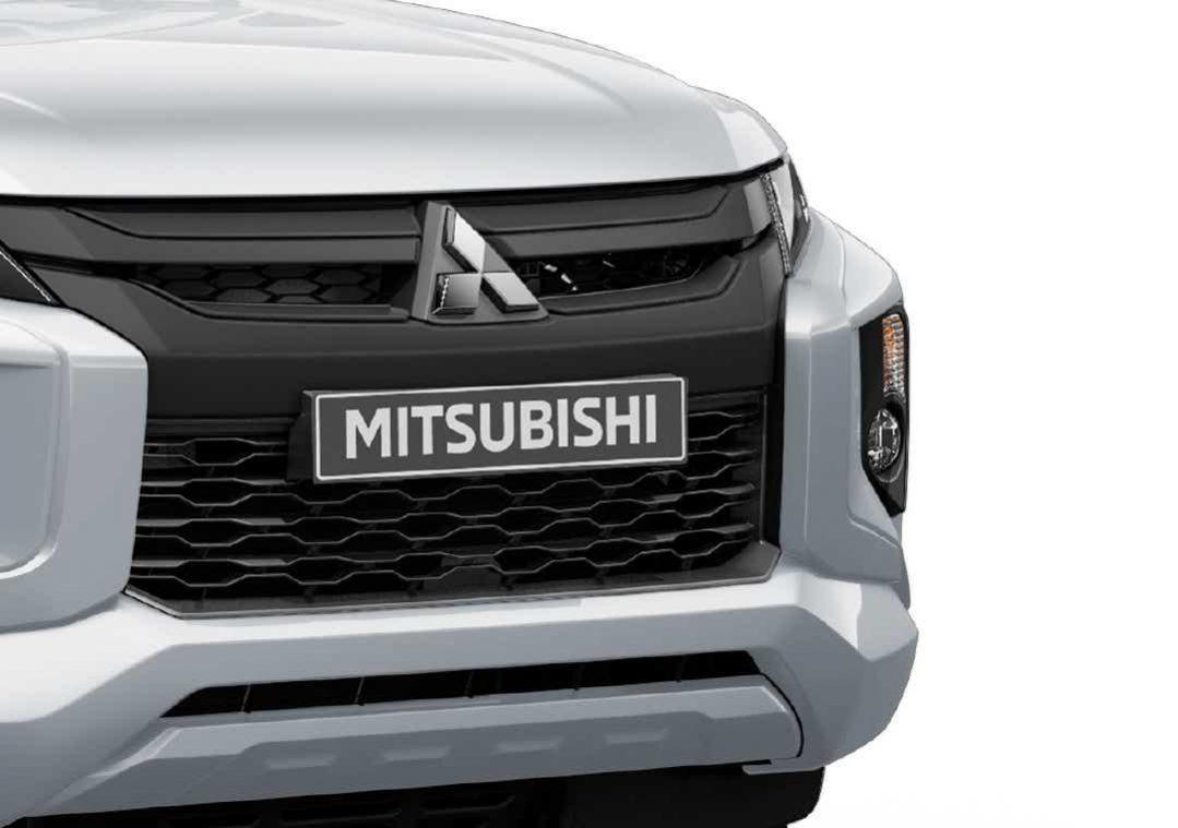 Mitsubishi L200 pickup