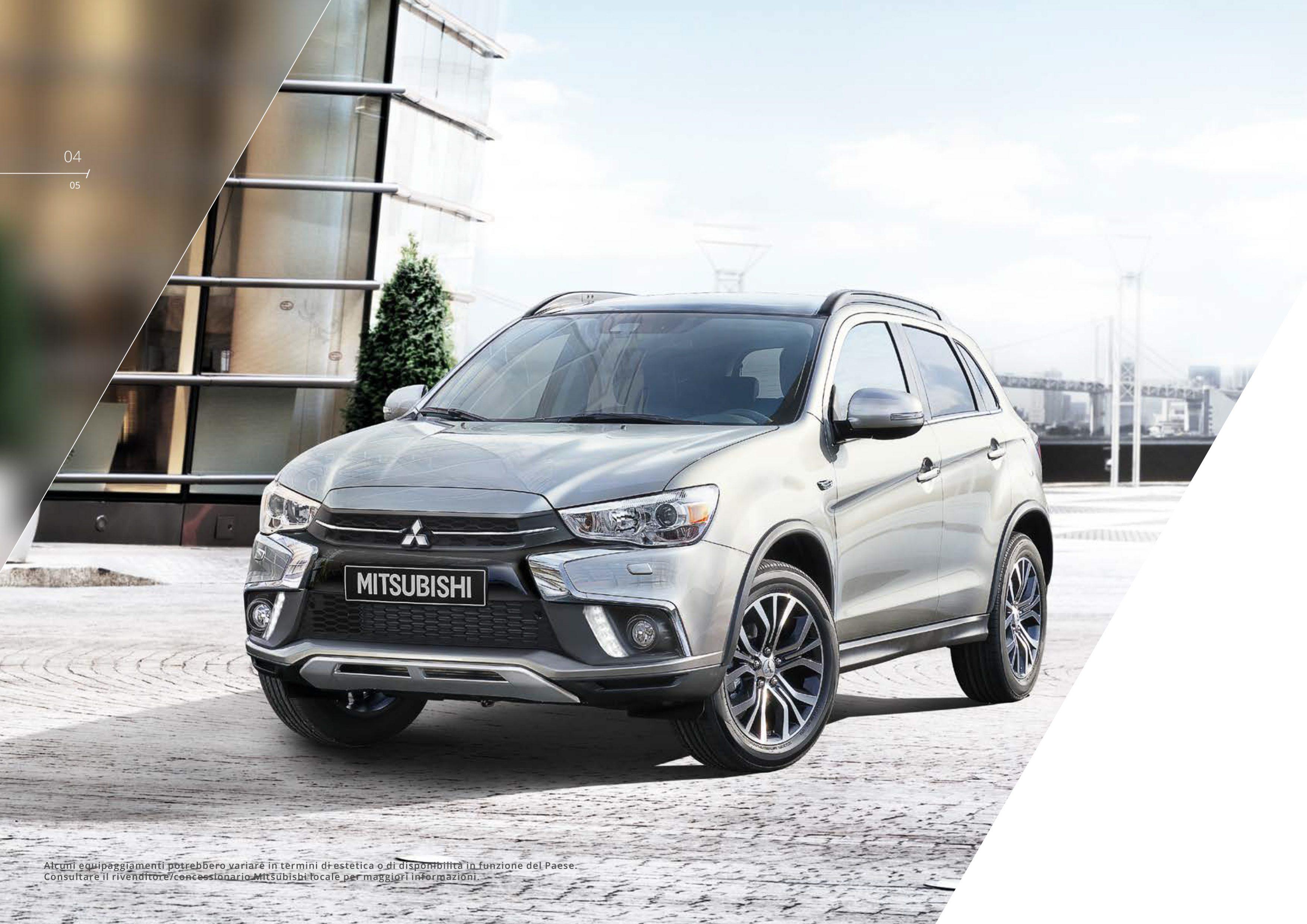 Mitsubishi ASX offerta del mese