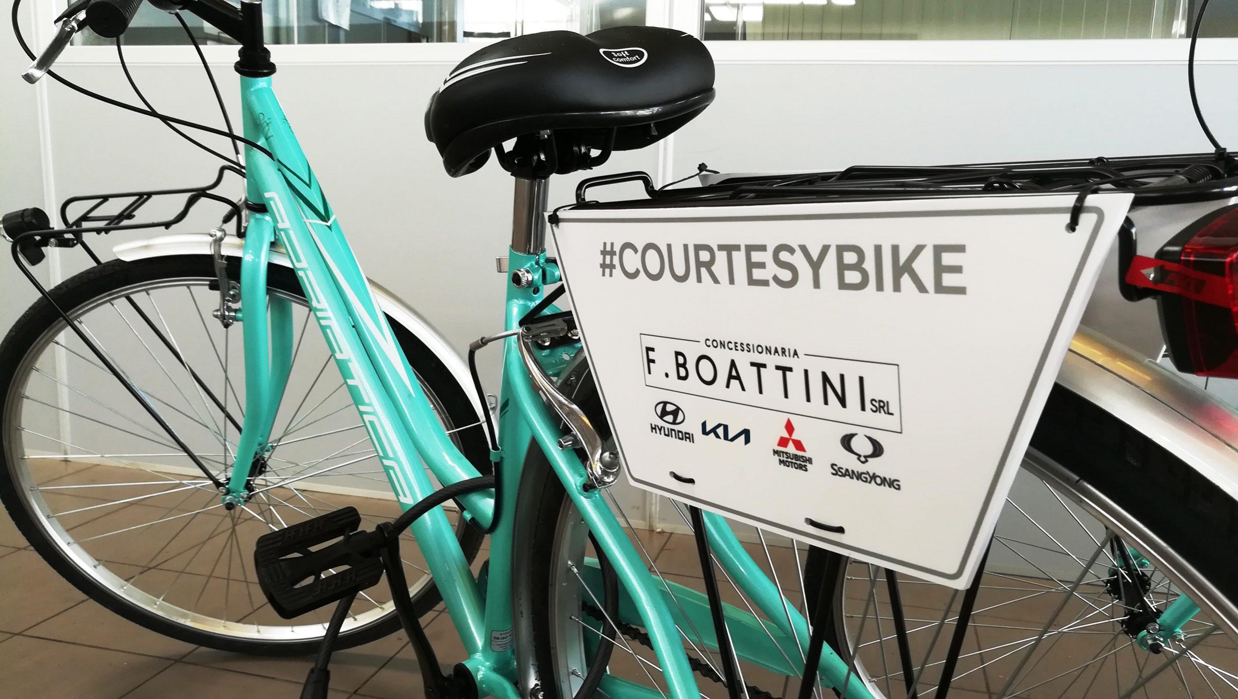Courtesy Bike Officina Boattini Pesaro